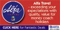 Alpha Travel Coach Tours