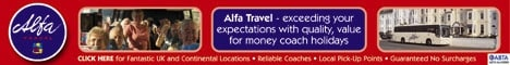 Alpha Travel Coach Holidays