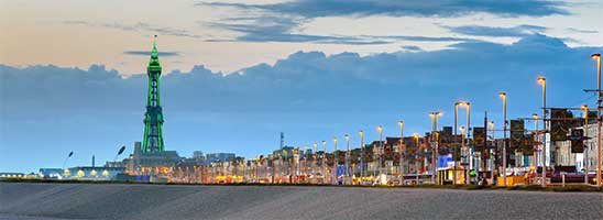 Blackpool Illuminations Coach Holidays