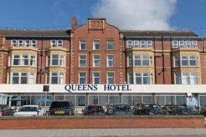 Queens Hotel Blackpool