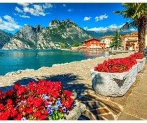 Lake Garda coach holidays